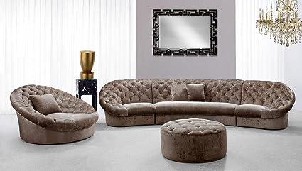 Amazon.com: Red Sectional Sofa Set Cosmopolitan Mini ...
