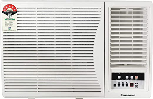Panasonic 1 Ton 5 Star Window AC (Copper, PM 2.5 Filter, 2020 Model, CW-XN121AM White)