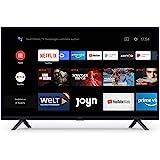 """Xiaomi Mi Smart TV 4A 32""""(HD LED Smart TV, Triple Tuner, Android TV 9.0, afstandsbediening met microfoon, Amazon Prime Video en Netflix)"""