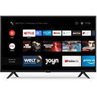 "Xiaomi Mi Smart TV 4A 32"" (HD LED Smart TV, Triple Tuner, Android TV 9.0, Fernbedienung mit Mikrofon, Amazon Prime Video und Netflix)"