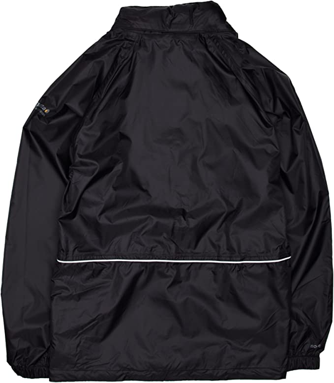 Regatta KW943 Waterproof Kids Packaway Jackets Ages 3-4 /& 5-6 years