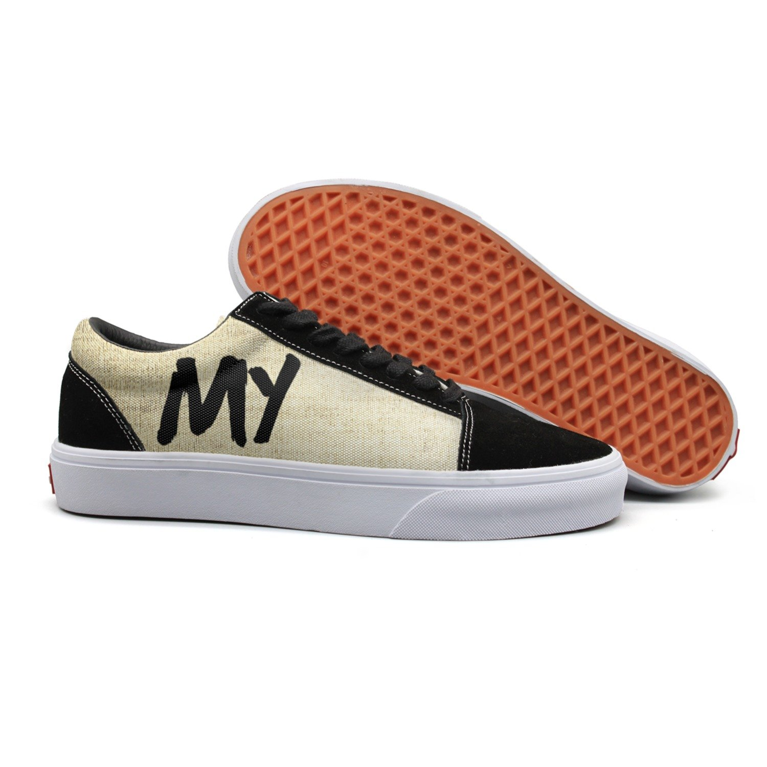 HASIDHDNAC CoolSneaker Comfort Footwear For Women I Love My Awesome HusbandWedding Gifts Sneakers