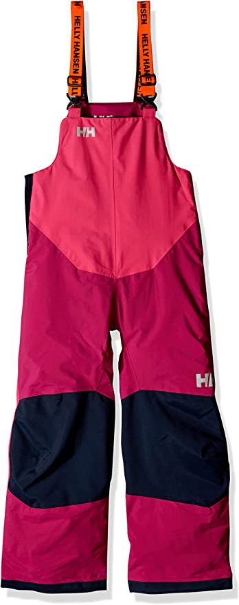 Helly Hansen Boys /& Girls Rider 2 Insulated Bib Suspender Pants