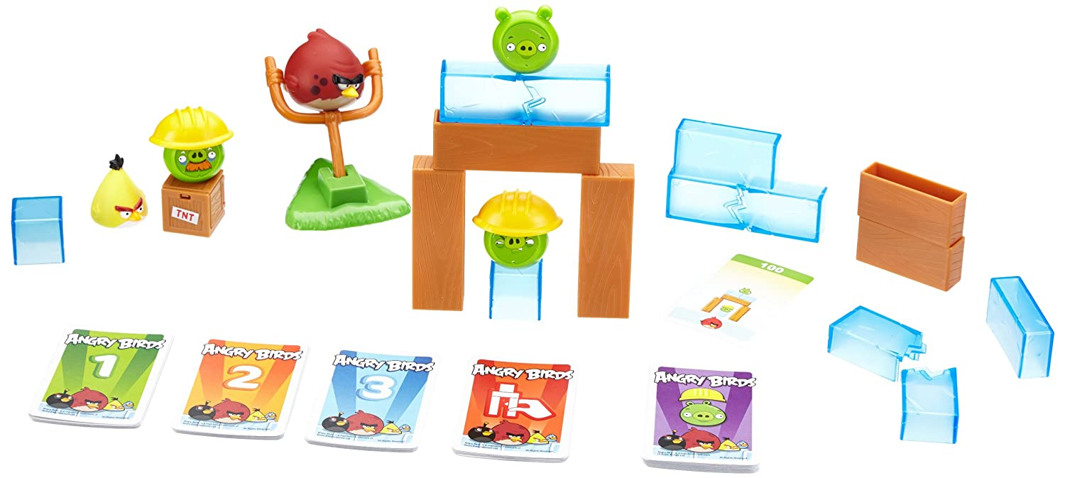Amazon Angry Birds On Thin Ice Game Toys Games