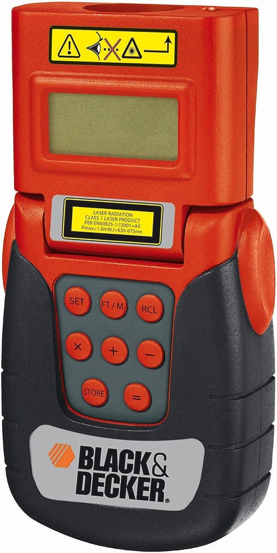 Black+Decker B/DBDM100 - Accesorio de medición láser