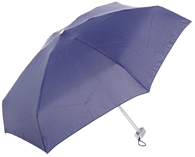 Samsonite Alu Drop Manual Paraguas 5, Color Azul Índigo 45456 1439 INDIGO BLUE