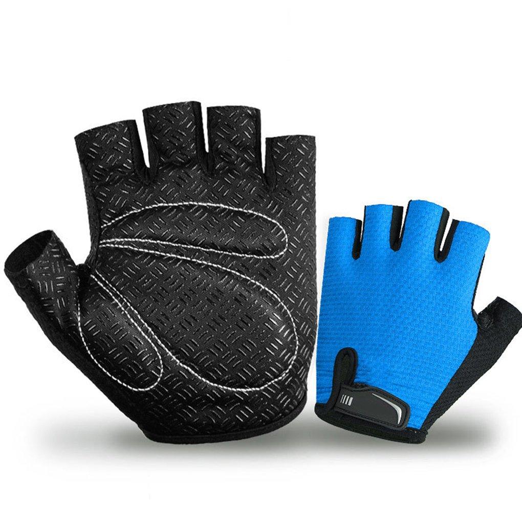 Republe Breathable Half Finger Riding Fahrrad Handschuhe Sport Herren Racing Handschuh Motorrad Radfahren Frau Handschuhe für Wheel-up