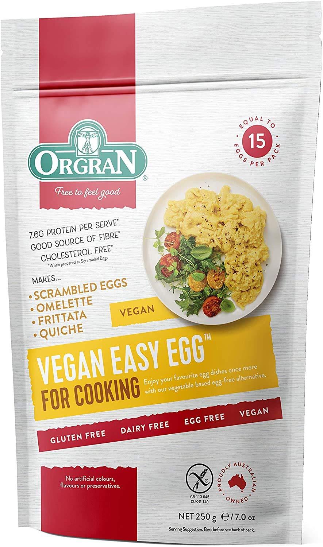 Orgran Vegan Easy Egg 250g