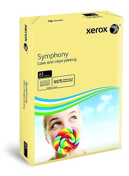 Xerox Symphony Pastel 003R92203 - Papel para impresora y ...
