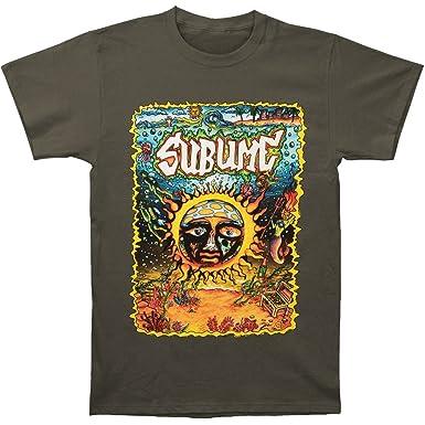 28d0b972c Amazon.com: Sublime Men's Under The Sea Sun Slim Fit T-Shirt ...
