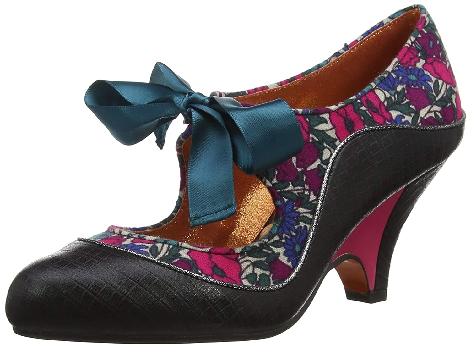 Poetic Licence by Irregular Choice Schools Out, Mary Janes Femme