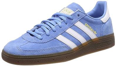 release date 6906e 71854 adidas Originals Handball Spzl Shoes 11.5 D(M) US Light BlueFTWR White