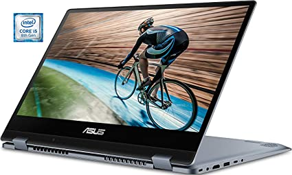 Amazon.com: Asus Vivobook Flip 2 in 1, i3-8130U Upto 3.4GHz ...