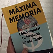 Máxima Memoria (Narración en Castellano) (Spanish Edition ...