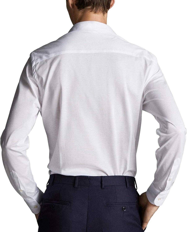 MASSIMO DUTTI 0165/365/250 - Camisa de algodón para Hombre ...