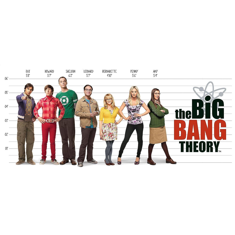 Contorno Impreso Elbenwald Big Bang Theory Taza de caf/é