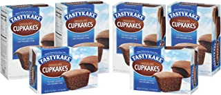 product image for Tastykake Chocolate Cupcakes, 6 Boxes