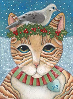 product image for Santa Fe Artist Lori Faye Bock Christmas Cards (The Gift - 12 Card Portfolio)