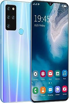 - Homranger S23 – 6.3 inch Unlocked Smart Phones Quad Lens Hd Camera DualSIM Fingerprint Cell PhonesHigh Resolution Mobile Phone 4800mah 8GB 256GB