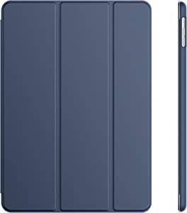 JETech Case for iPad Air 1st Edition (NOT for iPad Air 2), Smart Cover with Auto Wake/Sleep, Navy