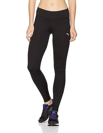 Cheap Women's Puma Black Running Tights