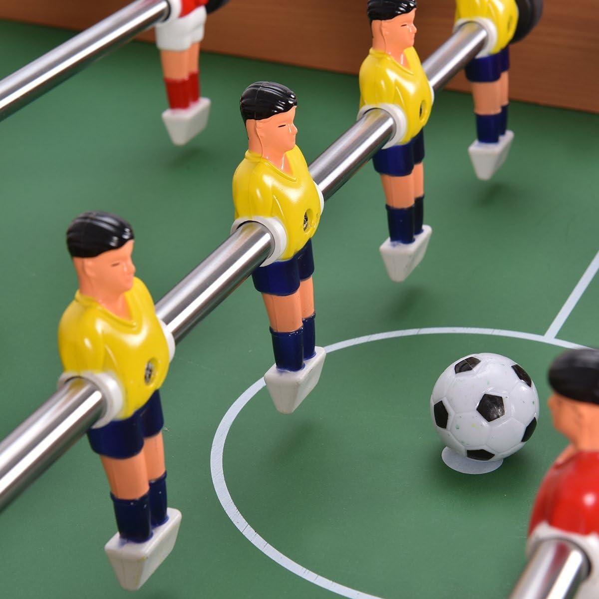 Juego futbolín de mesa Juego De Mesa De Fútbol para niños Juguete ...