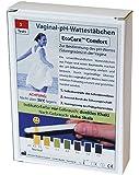 5 Stück Vaginal pH Wattestäbchen Ecocare Comfort