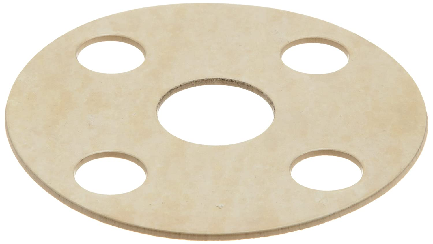 USA Sealing Inc-Full Face Silicone Flange Gasket for 2 Pipe-1//16T-Class 150