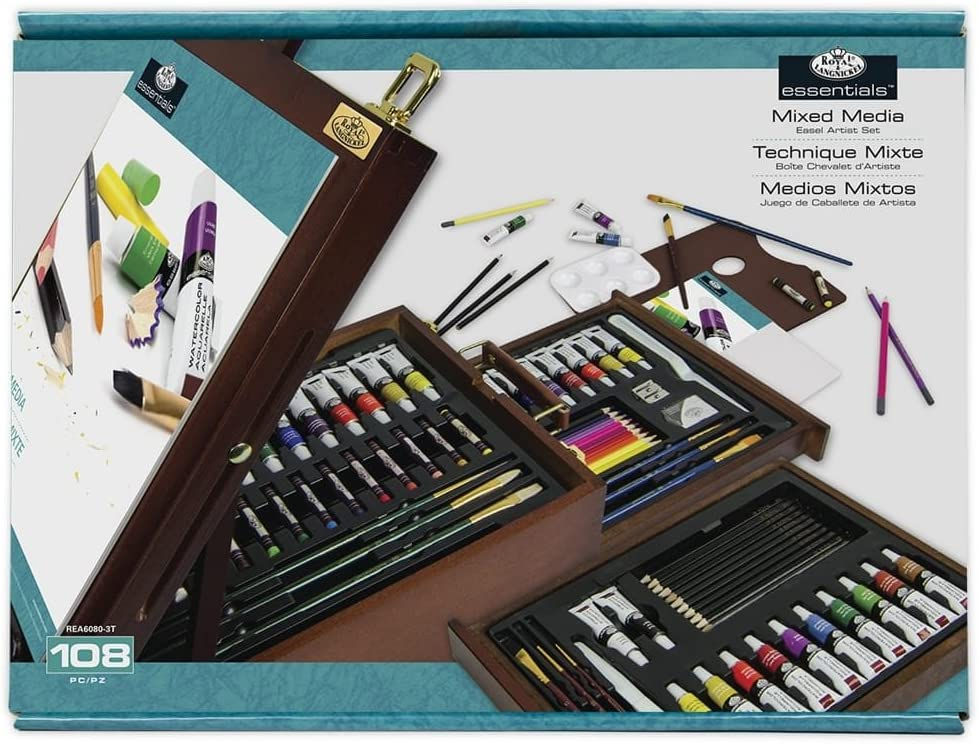 Darice Jones Acrylic /& Watercolor Palette 32-well palette