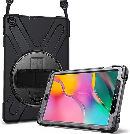 Procase Hart Hülle Mit Stifthalter Für Galaxy Tab A10 1 Elektronik