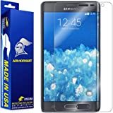 ArmorSuit MilitaryShield Samsung Galaxy Note Edge Screen Protector Anti-Bubble & Extreme Clarity HD Shield with Lifetime Replacements