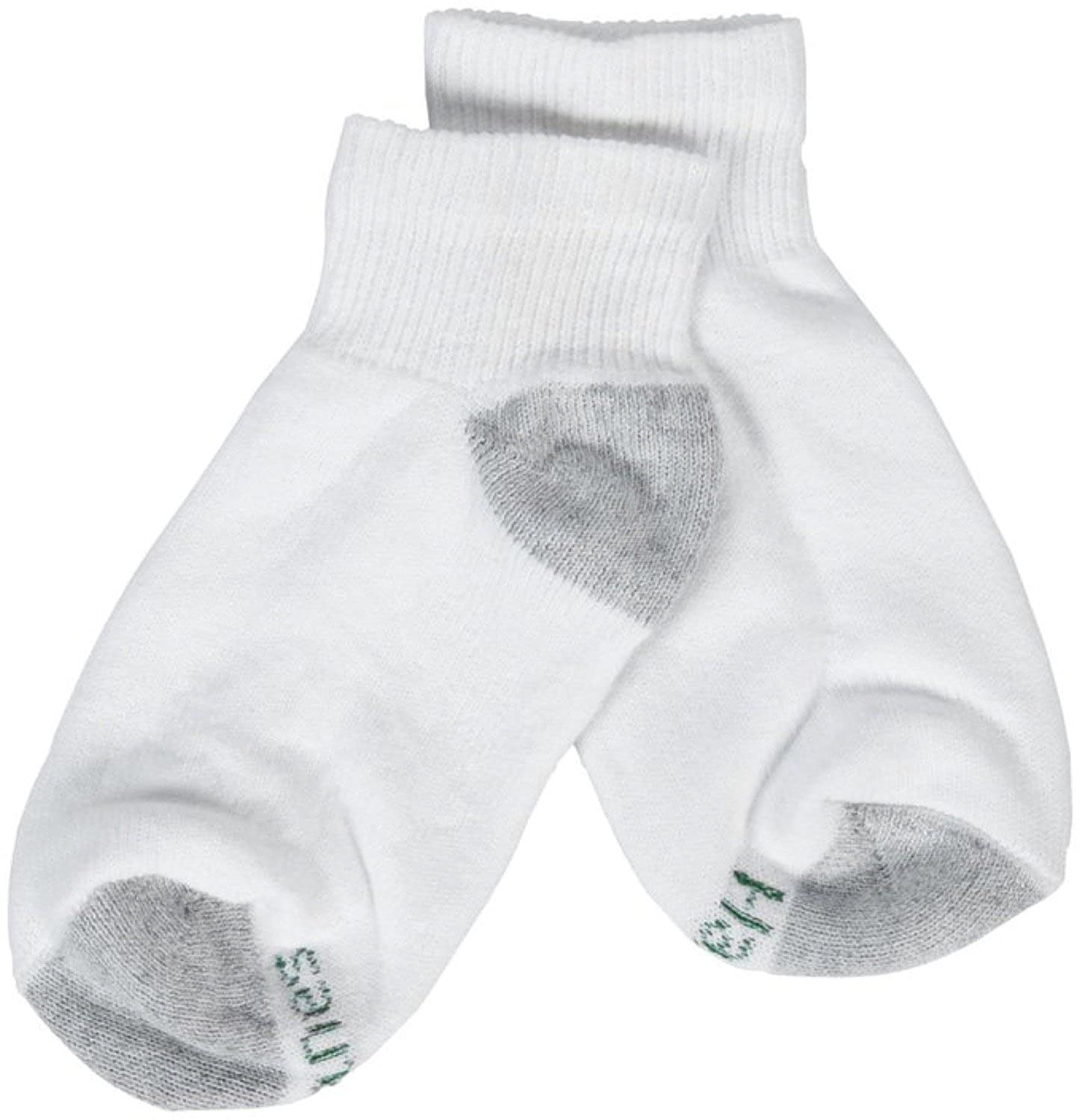 6-Pack Hanes Boys Red Label Cushion Ankle Socks
