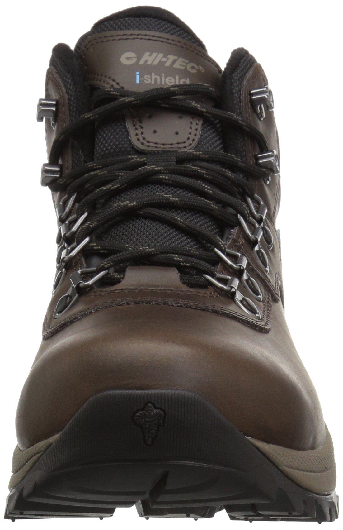 Hi-Tec Men's Altitude VI I Waterproof Hiking Boot, Dark Chocolate, 9.5 D US by Hi-Tec (Image #4)