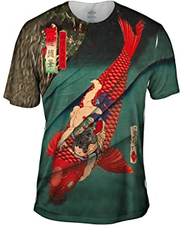"""Japanese Art /""""Saito no Oniwakamaru/"""" Yizzam New Mens Hoodie Sweater"""