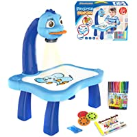 Alextreme Trace and Draw Projector Toy Kids Drawing Projector Table Child Learning Desk with Smart Projector with Light…