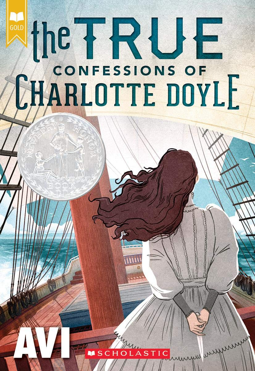 The True Confessions of Charlotte Doyle_Books About Strong Women
