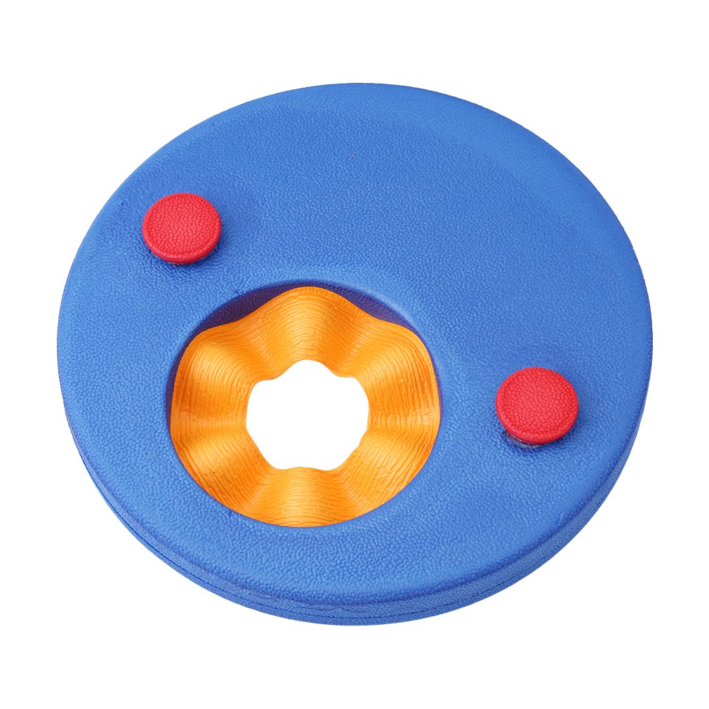 Lalang Baby Float Discs Swim Arm Band EVA Foam Baby Bath Swimming Arm Rings blue