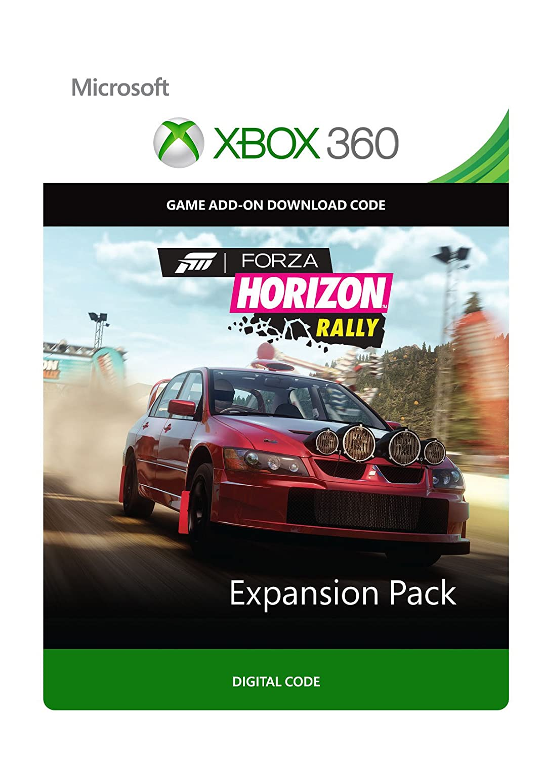 Forza Horizon: Rally Expansion Pack [Xbox 360 - Download
