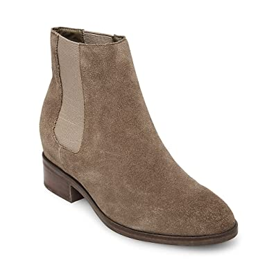 Steve Madden Women's Avril Taupe Suede 5 ...