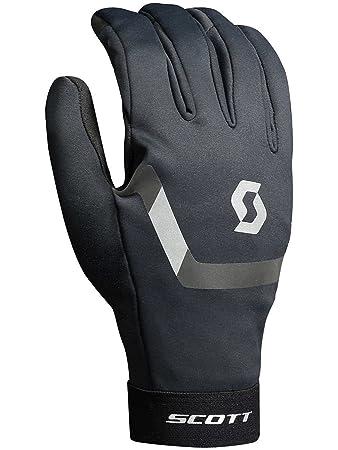 4b9f2a314f3c77 Scott Minus Winter Fahrrad Handschuhe schwarz 2018: Amazon.de: Sport ...