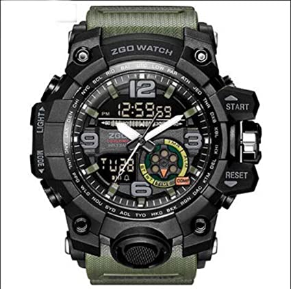 Electronic Watch Male Multi-Function Special Forces Mechanical Sharp Edge Attack Tactical Military Watch Sports