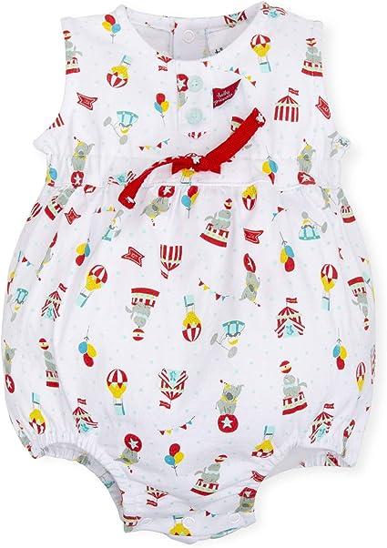 Tutto Piccolo 6394S19 Ropa para Bebé Niño o Niña Ranita Mono Peto Tricot de Algodón (Tallas de 0 a 24 Meses) Estampado de Circo: Amazon.es: Ropa y accesorios