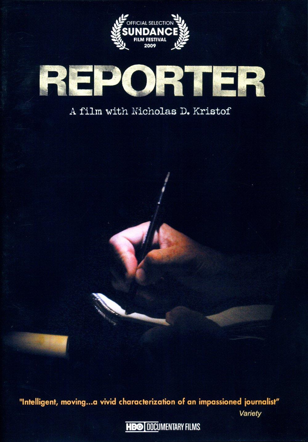Amazon: Reporter: Nicholas D Kristof, Eric Daniel Metzgar: Movies & Tv