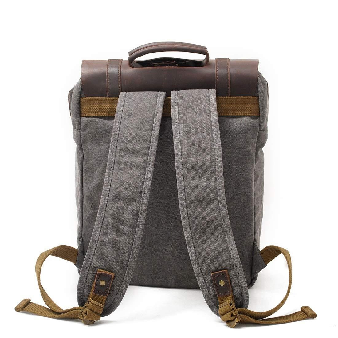 Ryggsäck män kanvas axelväskor messengerväska resväska man handväska crossbody väskor reseryggsäck för arbete affärer (färg: blå) Rosenröd