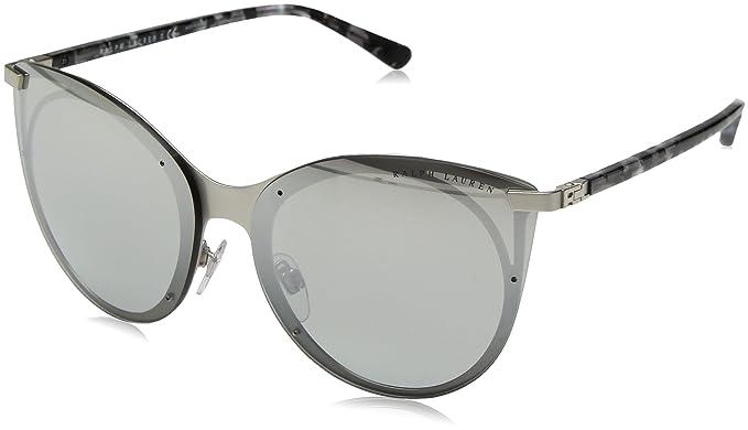 Ray-Ban 0RL7059 Gafas de Sol, Silver, 63 para Mujer: Amazon ...
