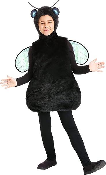 Fun Costumes Disfraz de mosca negra para niño - Negro - Medium ...