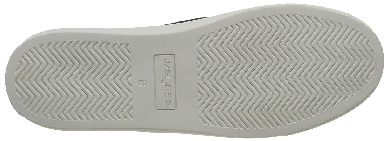 J Slides Women's Calina Fashion Sneaker B018F1GX60 7 B(M) US Black