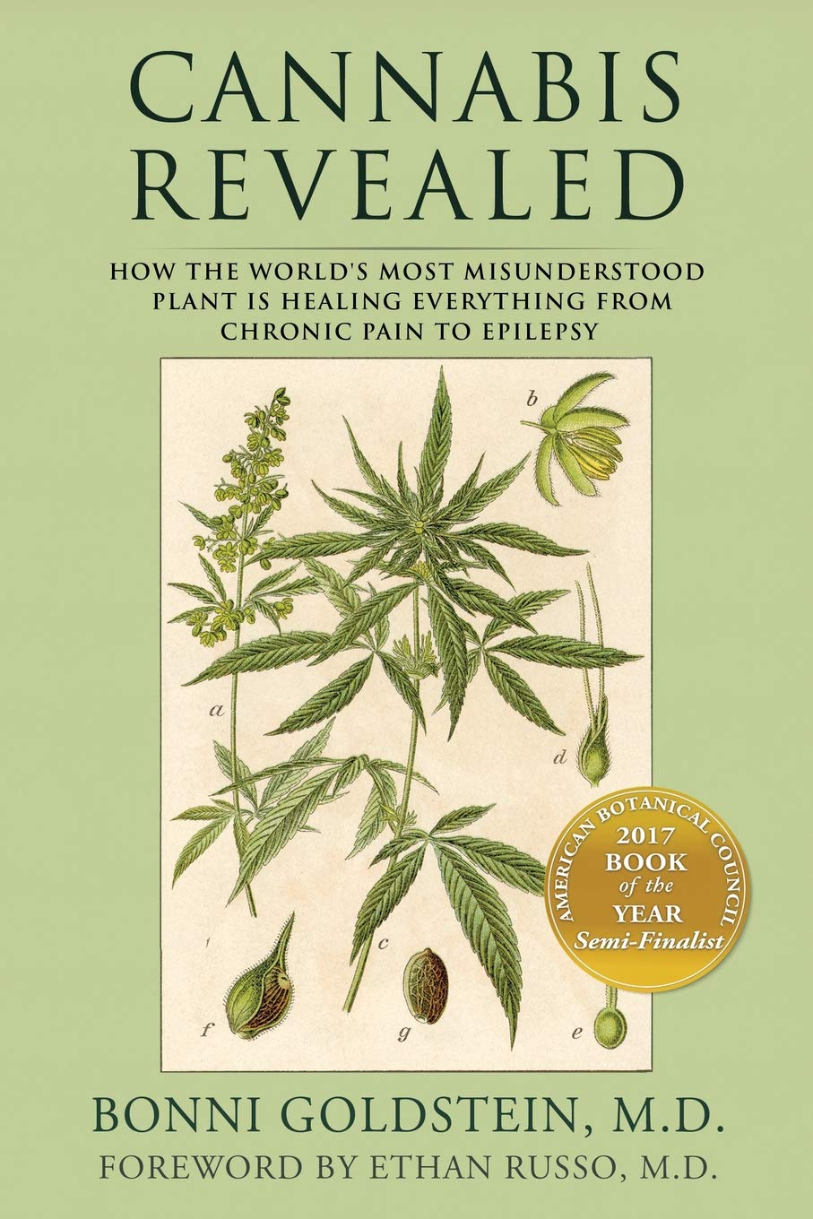 Cannabis Revealed  How The World's Most Misunderstood Plant Is Healing Everything From Chronic Pain To Epilepsy