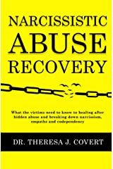 Narcissistic Abuse Recovery: Everything the victims need to know to healing after hidden abuse and breaking down narcissism, empaths and codependency Paperback