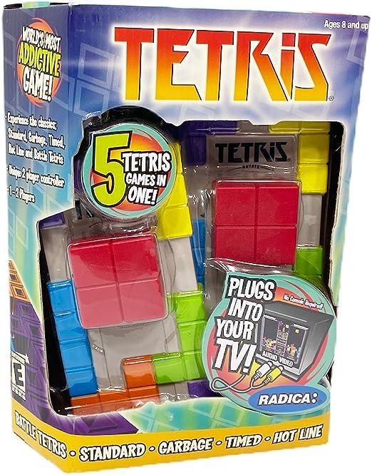 Amazon.es: Mattel Arcade Legend Tetris